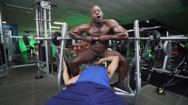 Gay leos profiles Gaywire - aaron trainer trains gives leo silva private lesson in the gym