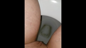 Sexy Late Night Toliet Pee