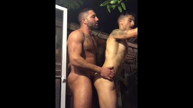 Free gay dad and son movies - Persian boy gets a lesson from me