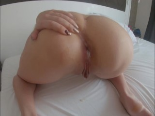 Making Her Ass Gape (Compilation, Anal Creampie)