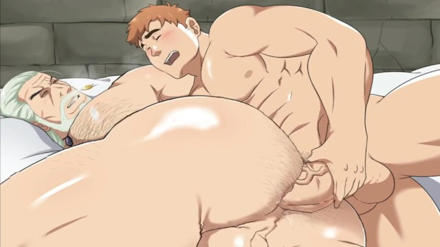 Cute gay vids - The witcher hairy hole eating dick animated cartoon