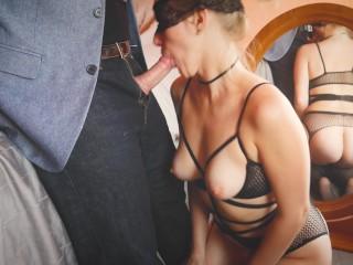 Hot Mistress Pleases Her Boss [4k]