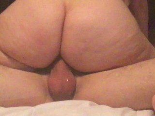 Need a little lube to enjoyed this hard hitting 10 inch boy cock