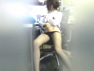 Super shy and cute Ladyboy with a micropenis