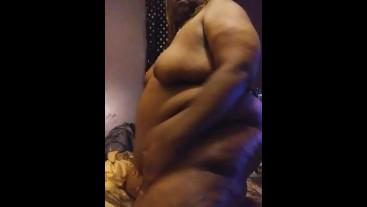 Indigo, that ass is so fat!