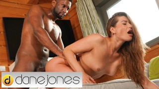 Dane Jones Cheating wife Tasty Stacey hot sex and creampie with black stud