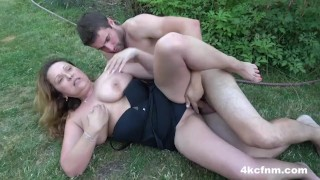 CFNM Hot GILF Fucks the Pool Boy
