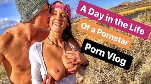 Day With A Pornstar