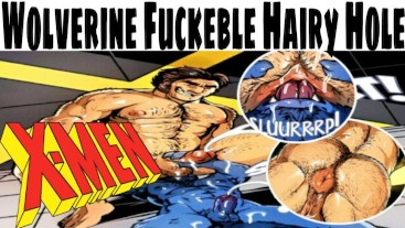 Wolverine Enjoy Being Fucked And Rimmed (Epic Animation)