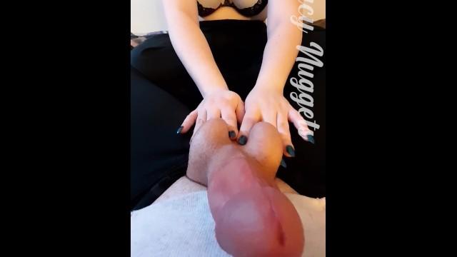 Nugget sluts - Loving mistress torturing her slave