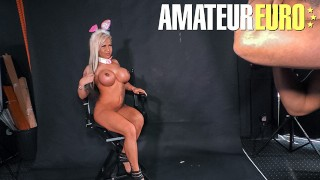 Deutschland Report – Easter Fucking With A Huge Tits MILF – AmateurEuro