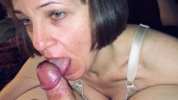 Amateur Dirty Marie love's sucking cock