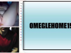 OMEGLE – BEAUTIFUL GIRL WITH BIG TITS SHOWS ME EVERYTHING