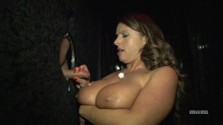 Glory Hole with Sexy Susi