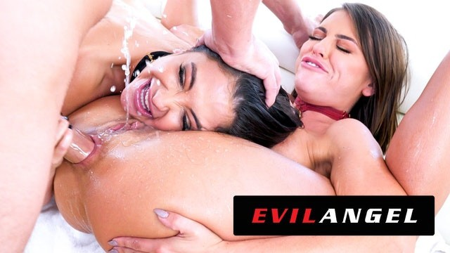Nude women playin with themselves Evilangel - jane wilde adriana chechik out-slut themselves