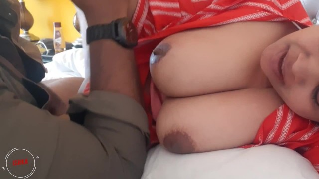 Busty amature babes Karisma - s5 e13 - passionate sex during lockdown with busty indian gf