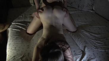 I love sucking his balls and doggystyle