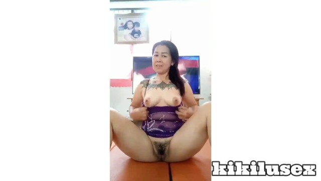 Mature thali - Thai mature women shows her pussy in front of camera 2020