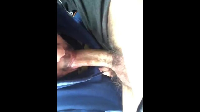 Old gay cock - 19 year old slobbing on 40 year old married cock