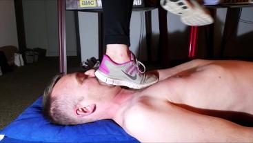 Nike Free Trampling