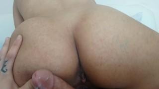 Screen Capture of Video Titled: خفن ترین فیلم سوپر ایرانی جفتشون آبشون میاد hot orgasm female