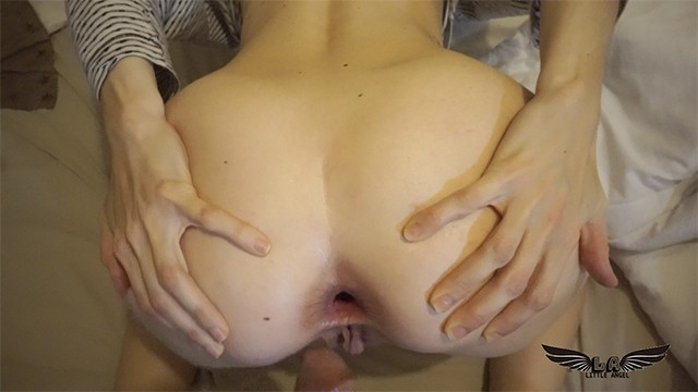 My first anal movoes Orgasm with my first anal gape my stepbrother kill my ass. family therapy
