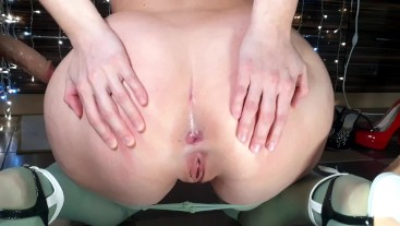 FOR YOU SEXY BIG ASS & OPEN ANUS OF MY SOCCER PERV STEP MOM! MILF HOTWIFE