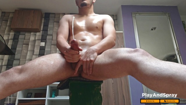 Hardcore sex male masterbate Hot bisex guy huge cumshot thick dick, moaning slow motion