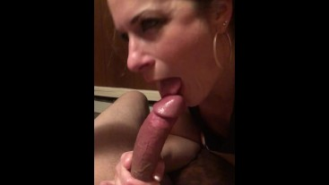 Blow job for Daddy. (Deep throat, cock biting  and gagging) Index nub.