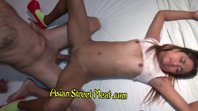 Asian treet meat - Every inch a slapper