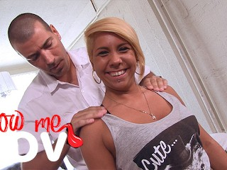 Blow me POV - This Nasty Masseur Gets BJs from Cute Customers