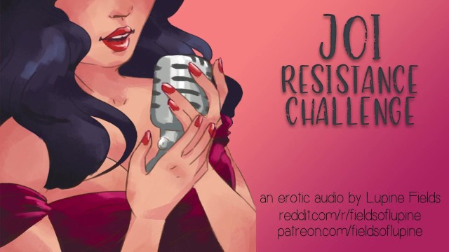 Erotic talk examples - Joi resistance challenge - dirty talk - erotic audio roleplay