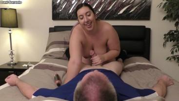 Delivering a Handful- A Dani Sorrento boy/girl clip