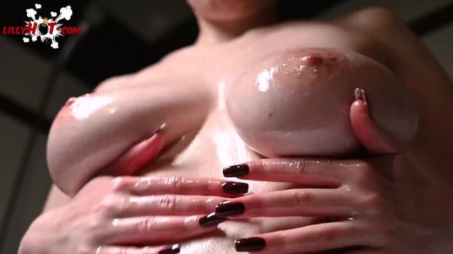 Valerie erotica Teen massages huge boobs - soft erotica