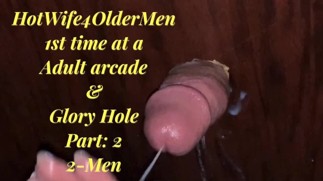 Kitten adult films - Hotwife 2nd time glory hole at adult arcade part: 2 husband films 2019