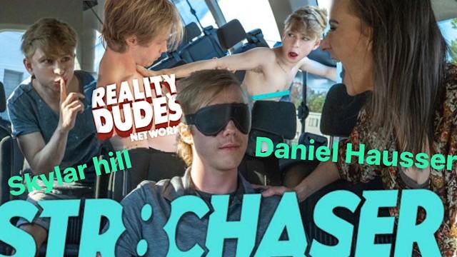Brian hill gay - Str8 chaser - reality dudes - scene trailer - daniel hausser skylar hill
