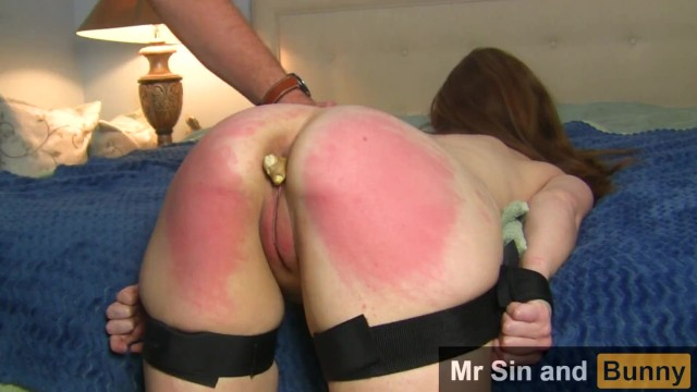 Hot redhead escort Redhead milf takes hot cim, tied up and anally punished figging