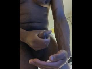 CuM FaiL: Dude Can't catch The NuT