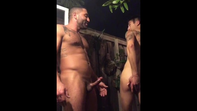 Gay muscle hunks fucking Persian dad sharok fucks young iranian boy. justfor.fans/the_sharok