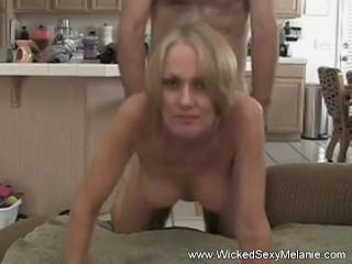 Pretty Amateur GILF Perfect Slut