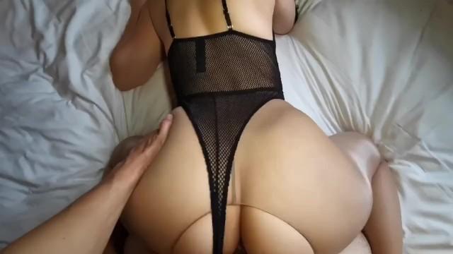 Pantyhose in tmovies Young slut fuck in sexy pantyhose bodysuit