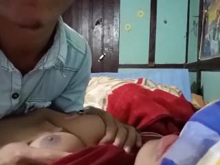 Assamese boy drilled by a manipuri boy...