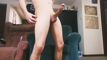 FAN REQUEST - Soft cock, Hard cock, feet and ass.