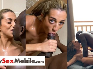 My roomate is getting a huge black cock – MySexMobile