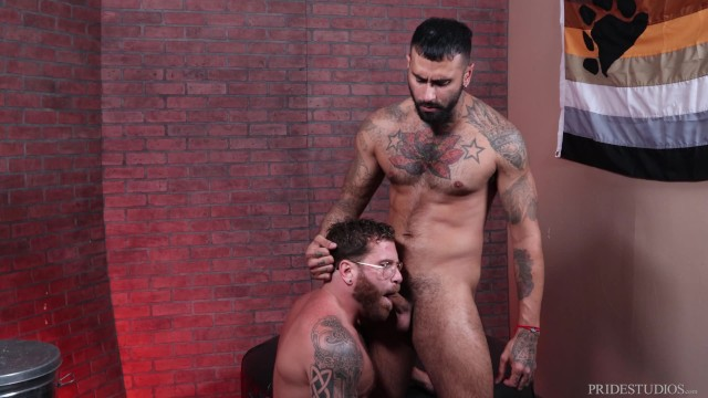 Gay center new york city Bearback - tatted bears riley mitchell rikk york fuck raw