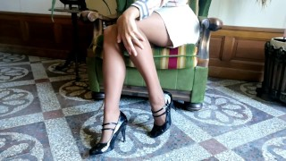 Quarantine D36 - JOI ROLEPLAY - soft domination of my gardener: you !