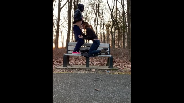 Jaycee model teen - Innocent teen fucked at park during pandemic