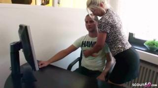 German Milf Teacher