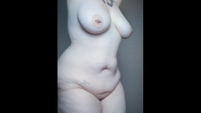 Chubby body - Worship my squishy jiggly chubby body