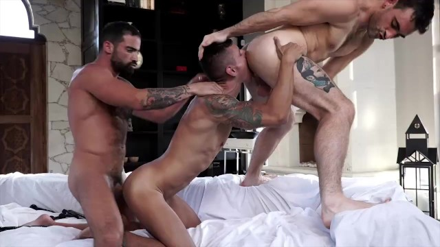 Dad son gay action Porn stars in action full movie